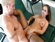 Nice Ass On Amanda As She Blows And Gets Her Hot Ass Stuffed