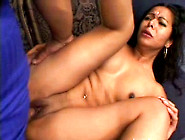 Slutty Indian Cougar Got Banged Hard On The Couch