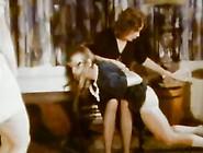 Classic Vintage Spankings Scene Iii Xlx