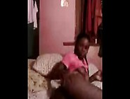 Sexy Jamaican School Girl Fingers Pussy