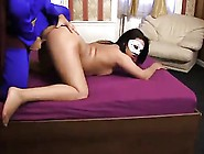 Morrocan Samira 20 Years Old Threesome