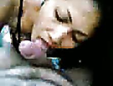 Insatiable Malay Milf Sucking My Dick Balls Deep In Pov
