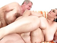 Hot Bbw Angelina Is Back Taking Fat Cock