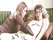 Vintage Porn With Donna Young And Another Lesbian Babe Eating Pu