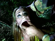 Young Cutie Leyla Black Got Caught By Some Fuck Hungry Soldier I