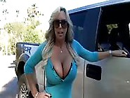 Facial For A Milf At The Gas Station
