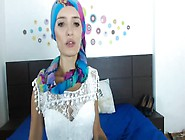Saray | Hot Dance | Arab Muslim Live Cam | Www. Ckxgirl. Com