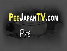 Bendy Asian Public Pees