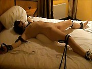 Maleen The Small Norwegian Slut In Bondage