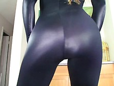 Sexy Catburglar Robs You
