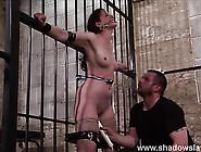 Slave Caroline Pierces Whipping