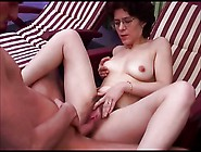 German Hairy Mature