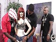 Teen Sadie Kennedy Takes Bbc Interracial Gangbang