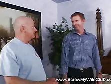 Dp Anal Creampie Swinger Milf