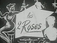 2-Hairy-Lesbians-Lick-Each-Others-Pussy-1930S-Vintage-Movie