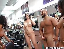 barbershop pornhub
