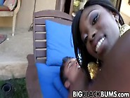 Thick Black Chick Ebony Star