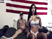 He Gets To Fuck His Favorite Latina Pornstar (Homegrown/teaser)