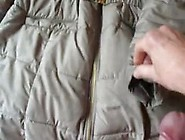 Cum On Padded Puffa Jacket Coat Wifes Rich Bitch Friend