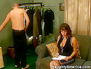Ava Devine & Chris Charming In Asian 1 On 1