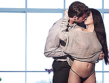 Attractive Megan Salinas And Giovanni Francesco Goes Hardcore Gl