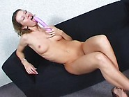 Ripped Stud Knows How To Work A Hot Girl's Ass With His Fingers