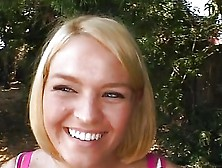Krissy Lynn Rammed Hard
