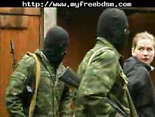 Allbdsm Threesome With Soldiers More On Www. Allbdsm. Info