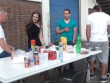 Very Tall Sofie - Joint Barbeque Intro