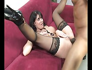 Whore In Stockings Eva Karera Is Fucked And Jizzed In Hot Interr