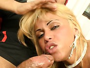 Gorgeous Ladyman Gets Pleased By A Stud With Passion