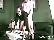 Naive German Lady Pounded From Behind