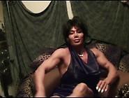 Muscle Erotica In The Bedroom With Ifbb Pro Latia Del Riviero,  B