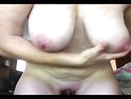 Big Tit Wife Strip Ride Orgasm Compilation