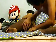 Indonesian Beauty And Chinese Man Erotically Fucking