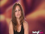 Amateur Swingers Swapping Partners In Reality Show
