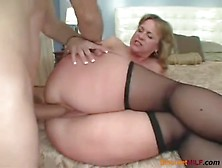 Big Ass Milf Loves Hard Anal Sex