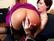 Glamour British Milfs Pleasuring Pussy