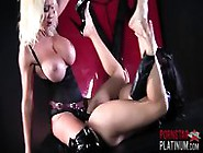 Huge Titty Ladies Have Kinky Fun With Each Other