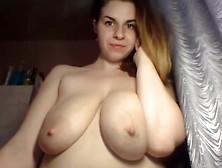 Webcam Big Boobs And Areolas 9