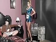 A Nurse Pays A House Visit