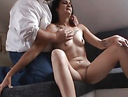 German Teen 18Yo Molested By Old Guy - Fingered Pink Pussy