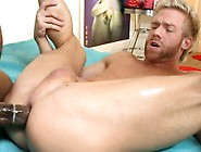 Huge Throbbing Rod