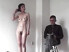 Thin Girl Stripping