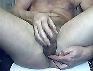 Harri Lehtinen Loves To Suck His Cock And Pump His Man-Pussy!