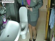 Claudia Toilet Poop 2