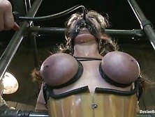 Tits Torture And Extreme Bondage