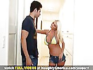 720p Naughty America – Nikita Von James – My Girlfriend's