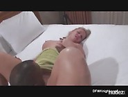 Seeding A Fertile Wife With A Runny Cream Pie