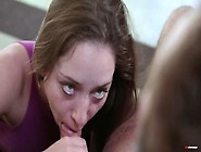 Remy Lacroix Feels Perfect Cock To Enlarge Hger Snatch On The Co